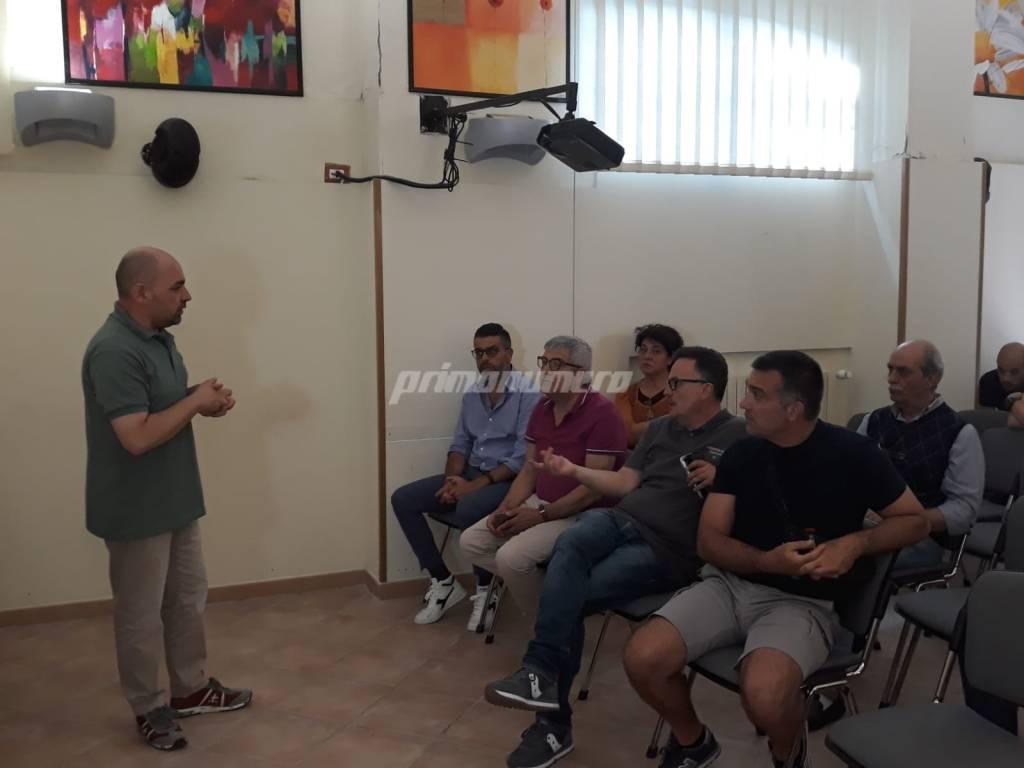 sindaci Paolo Manuele Contratto di sviluppo