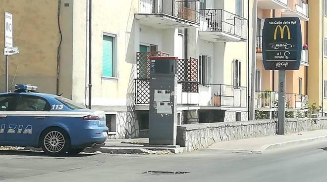 polizia via xxiv maggio