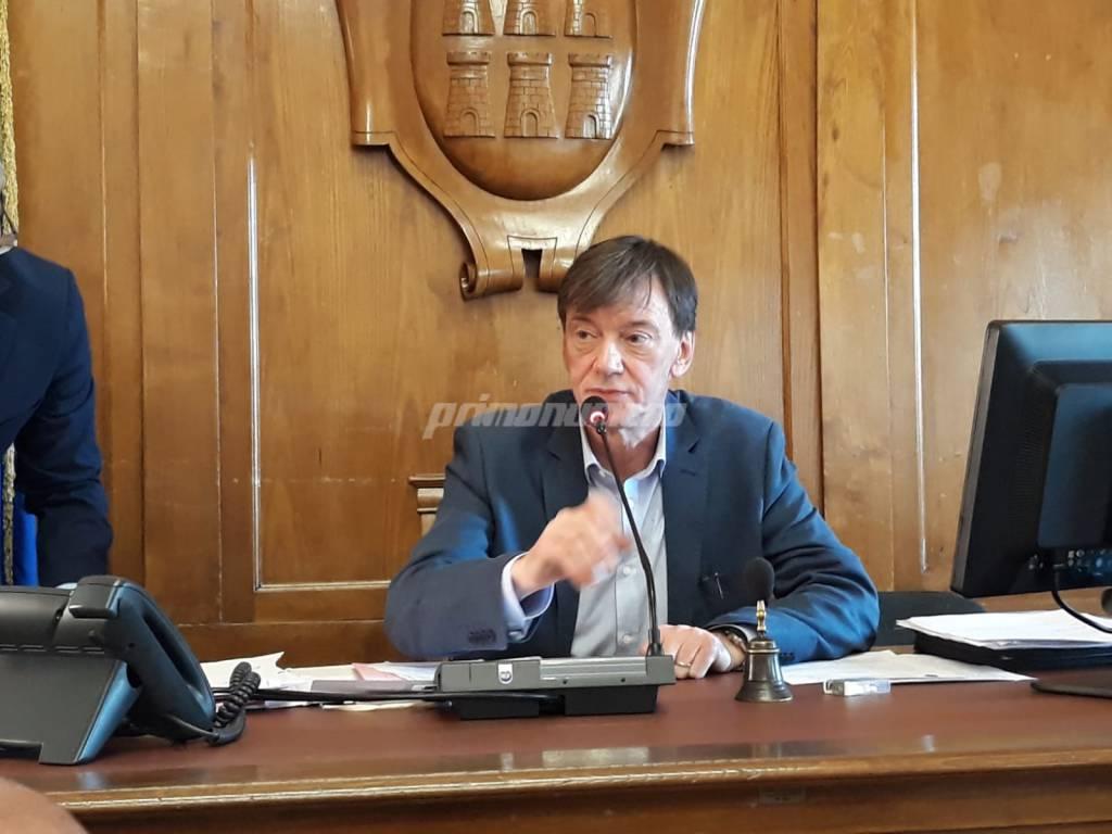 Antonio Guglielmi consiglio comunale Campobasso