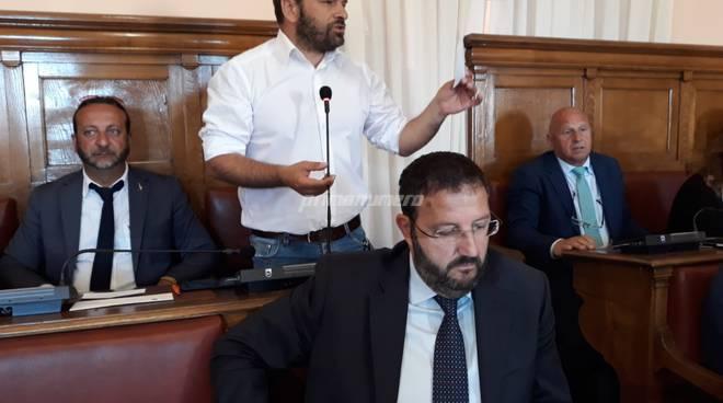 Alberto Tramontano Massimo Sabusco Campobasso