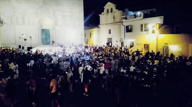 piazza Duomo concerto Punto di Valore