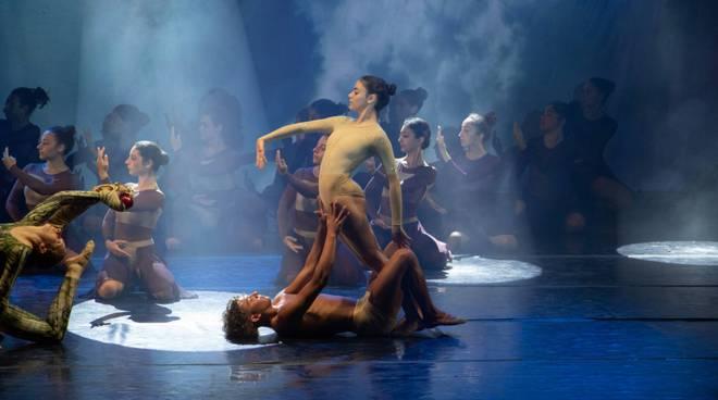spettacolo danza teatro verde