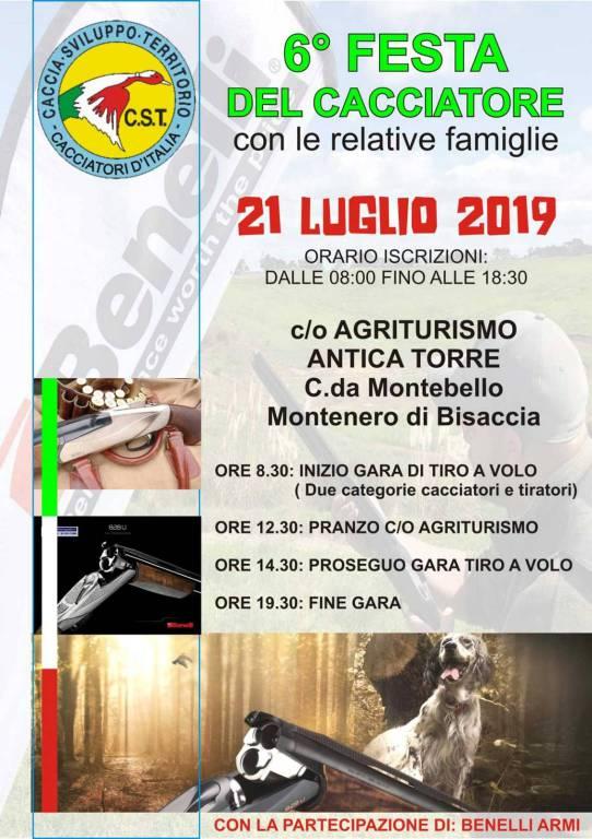 Festa del cacciatore Montenero