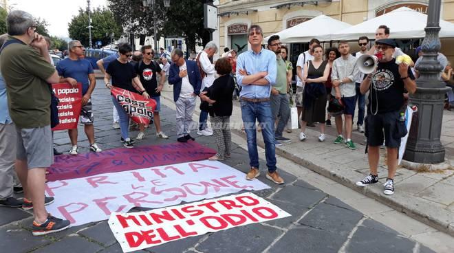 Italo di Sabato immigrazione