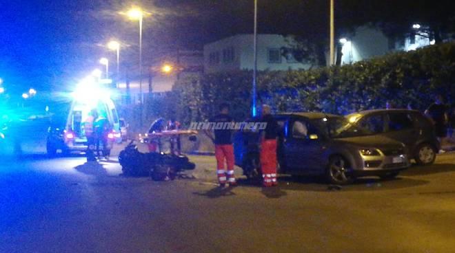 incidente mortale Campobasso