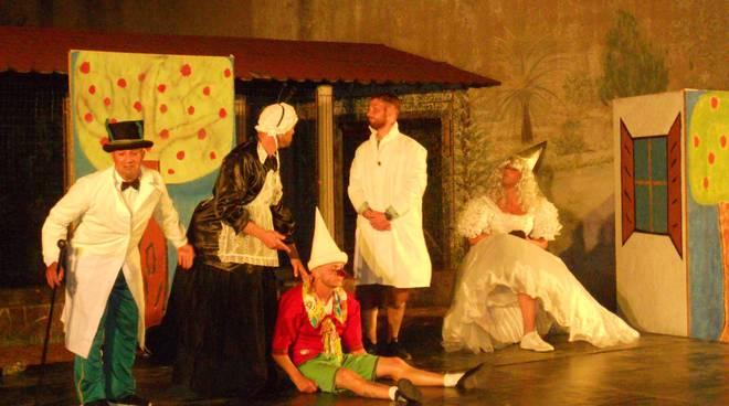 Pinocchio carcere Larino