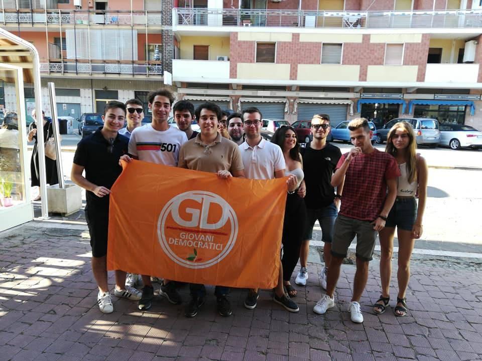 tour giovani democratici
