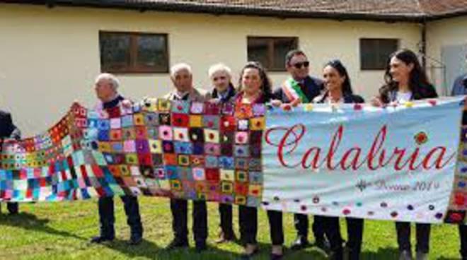 sciarpa della pace Calabria