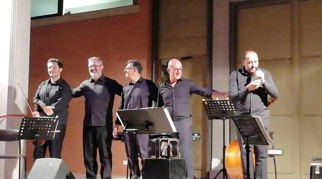 quintetto storie in tango