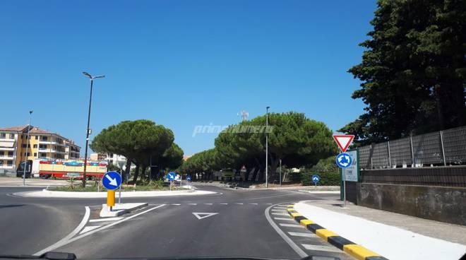 piazza del papa senza semaforo