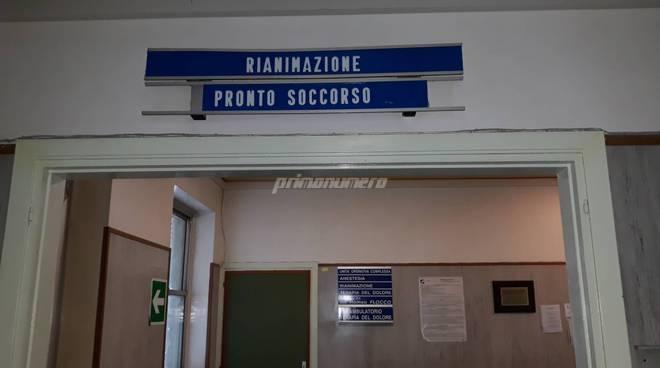 pronto soccorso Rianimazione ospedale Cardarelli Campobasso