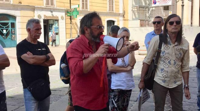 presidio lavoro Prefettura Andrea di Paolo Emilio Izzo