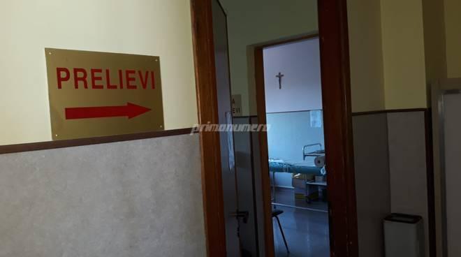 centro prelievi via Toscana Campobasso