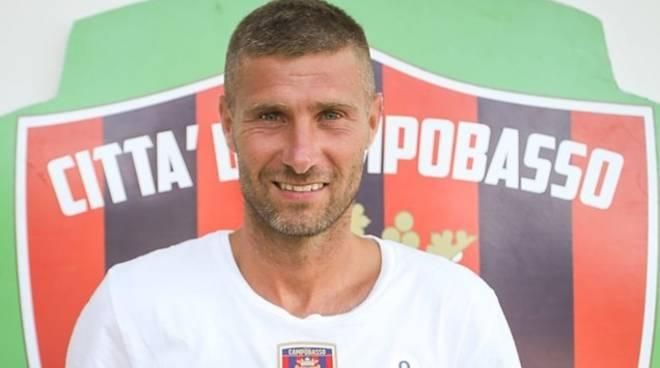 Musetti  Campobasso calcio