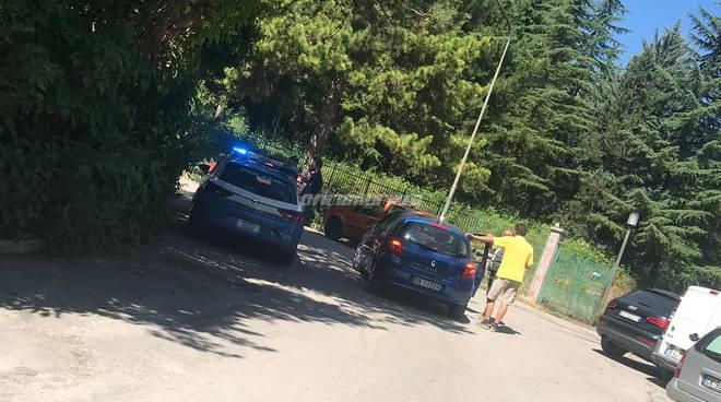 Polizia via Matris