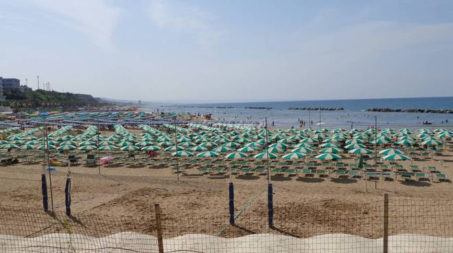 spiagge gremite