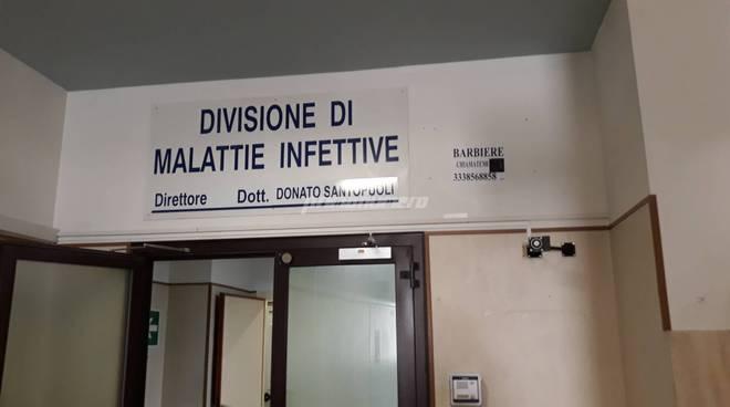 Malattie Infettive ospedale Cardarelli Campobasso