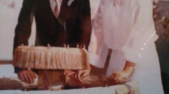 40 anni matrimonio
