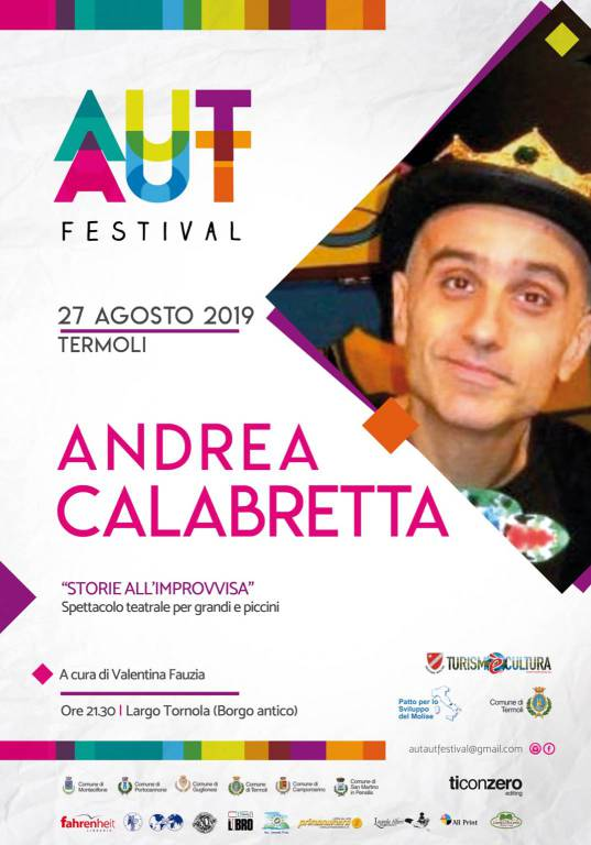 aut aut festival Lercio e Calabretta