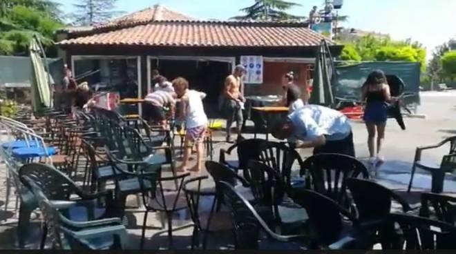 bar pizzeria oasi lavoro