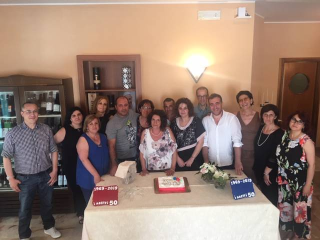 cinquantenni di sant'elia