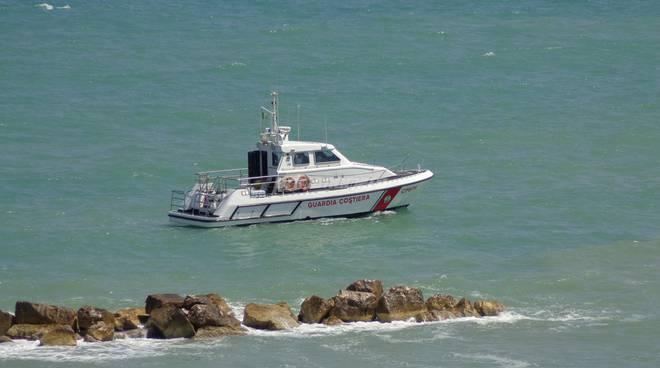 Guardia Costiera, Motovedetta,