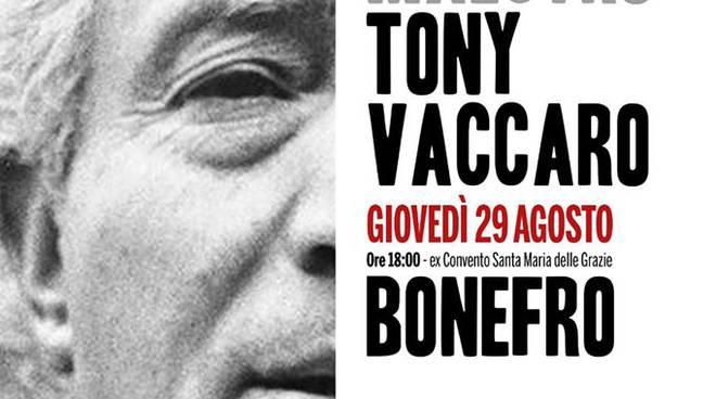 locandina tony vaccaro