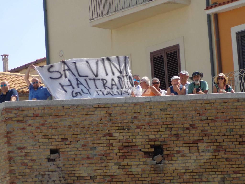 Matteo Salvini a Termoli