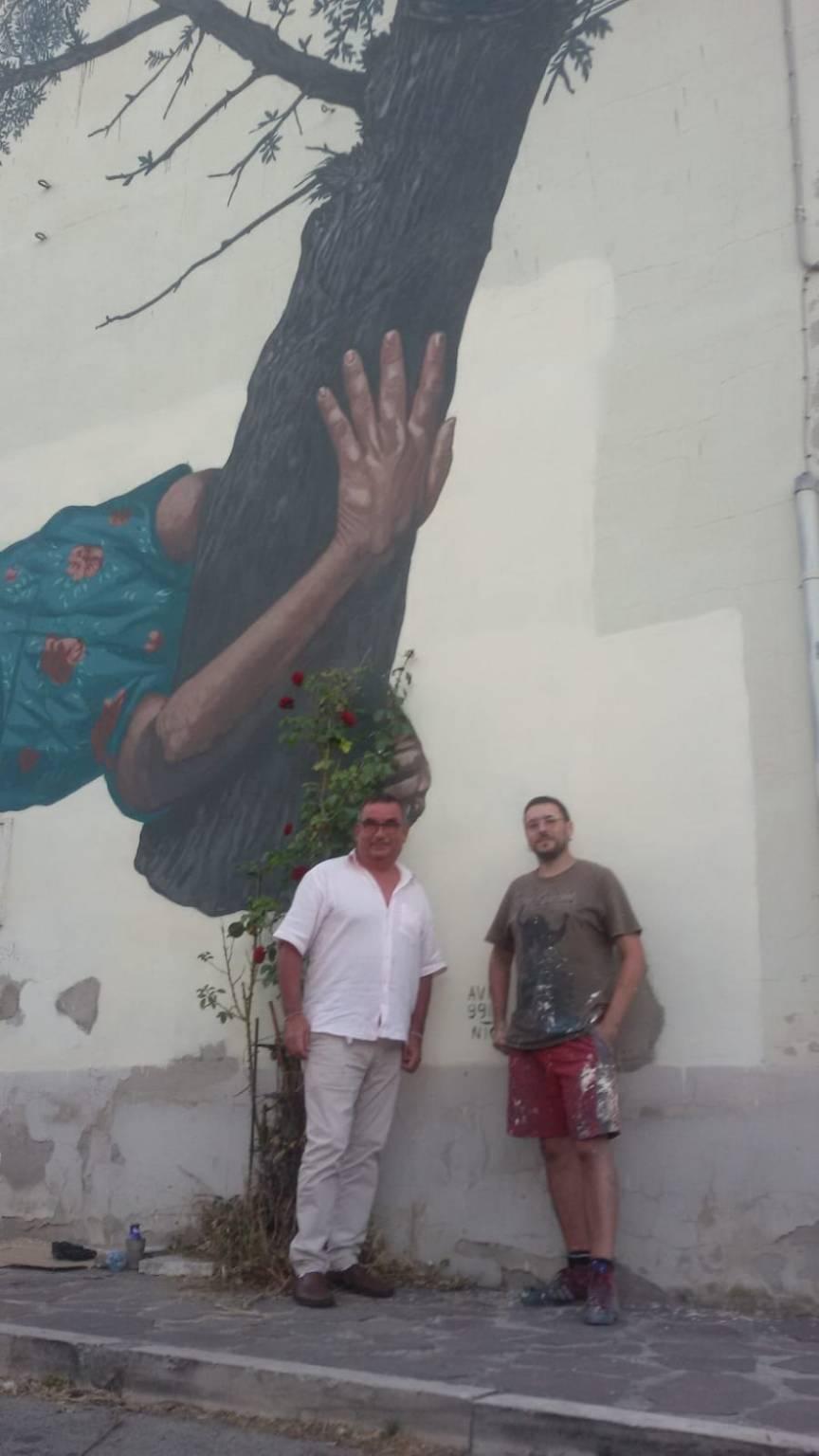 Murales Santa Croce