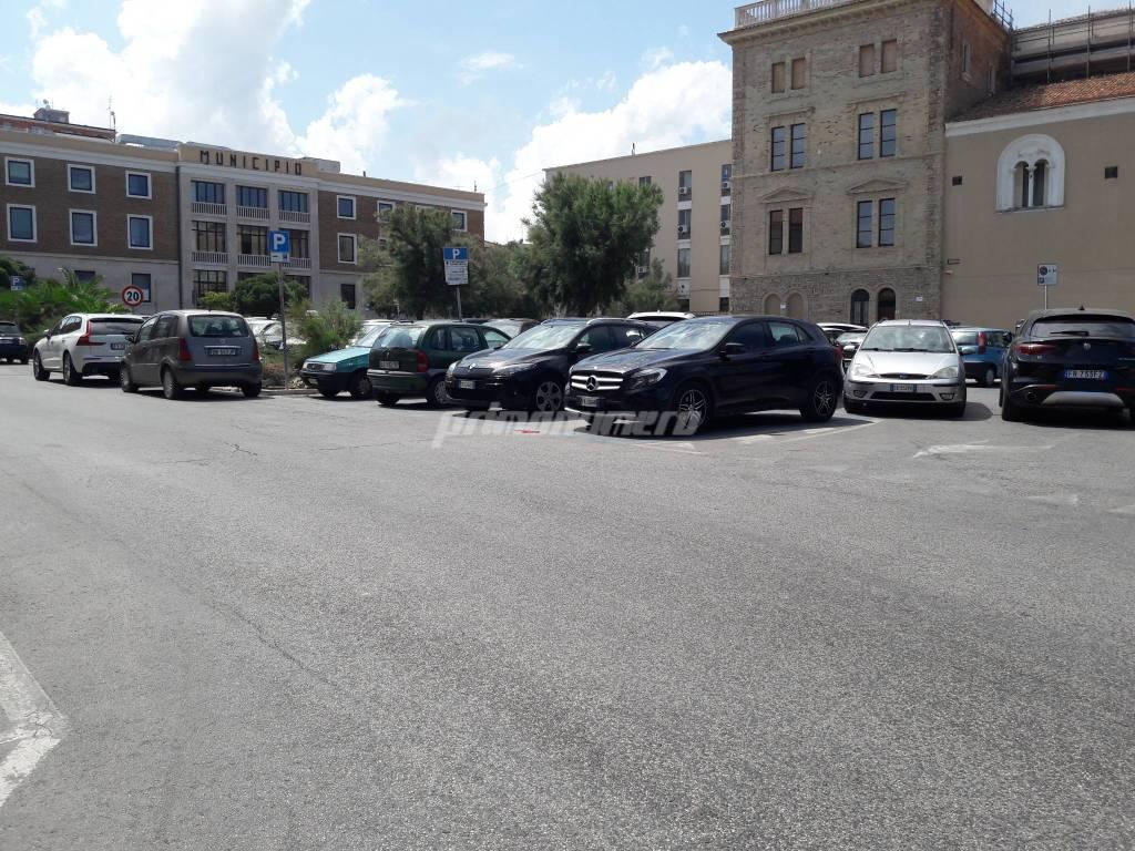 Parcheggi piazza s.Antonio