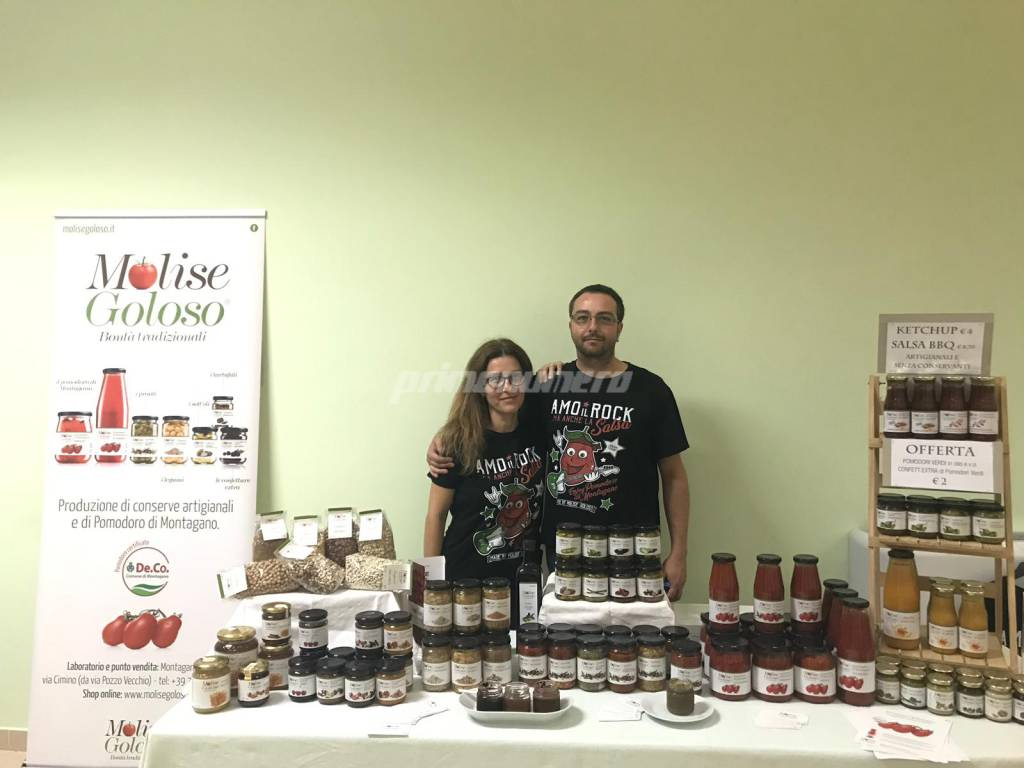 Pomodoro - L'oro rosso di Montagano