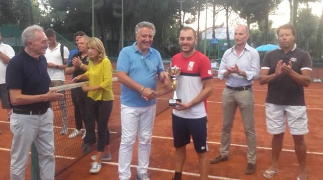 premiazione torneo tennis