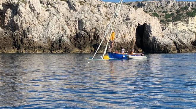 recupero barca