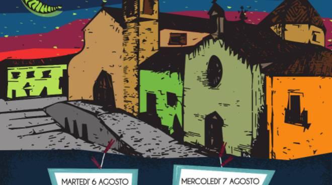 notte borgo antico montenero