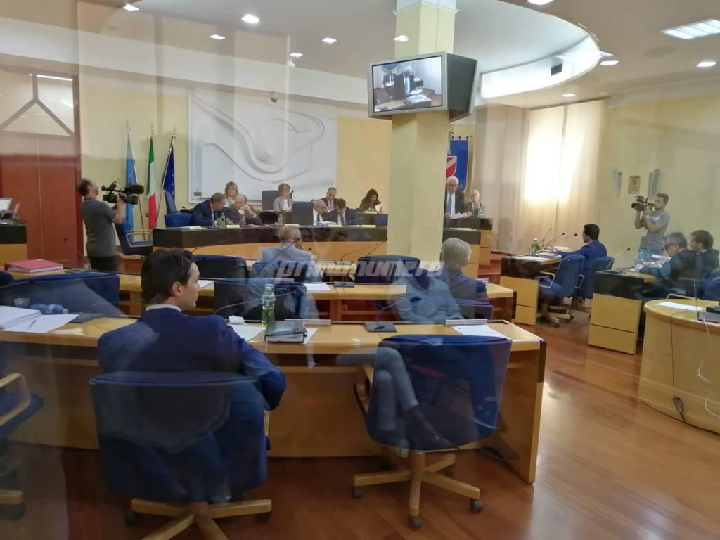 Consiglio regionale 7 agosto