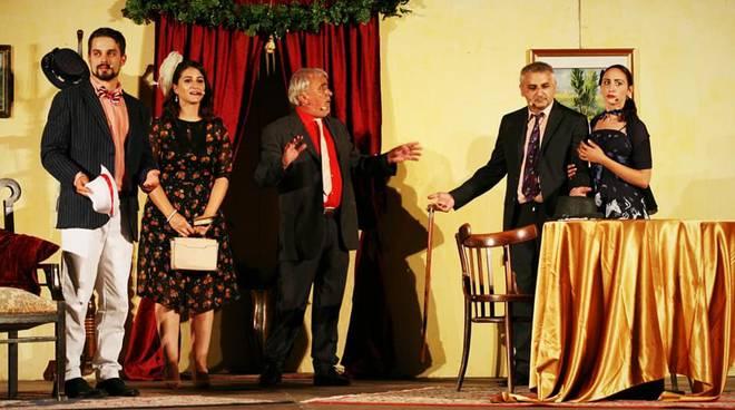 compagnia teatrale Santa croce