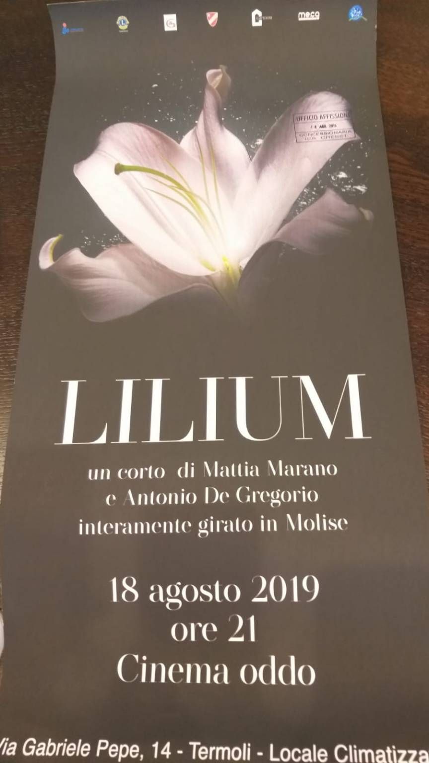 Lilium cortometraggio