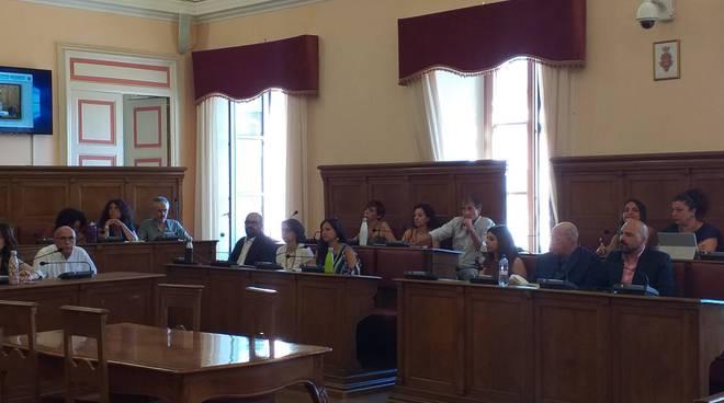 consiglio comunale cb maggioranza