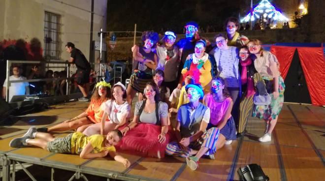 circo in parrocchia