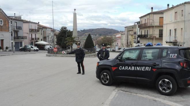 Carabinieri Jelsi