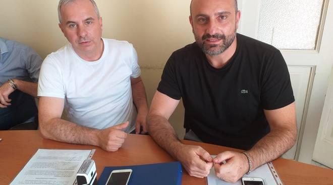 Praitano De Francesco Campobasso calcio