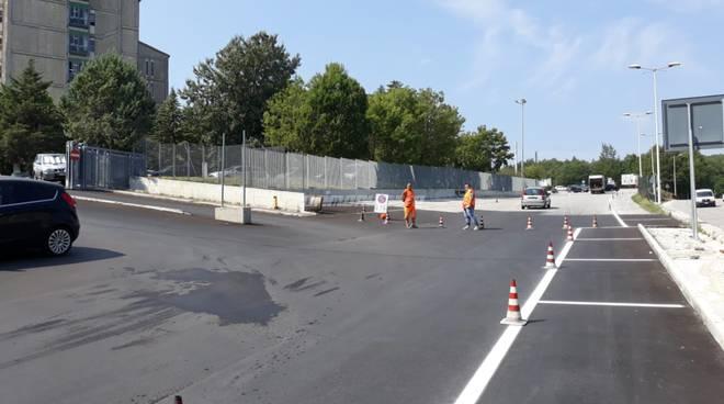 parcheggi Cardarelli Campobasso