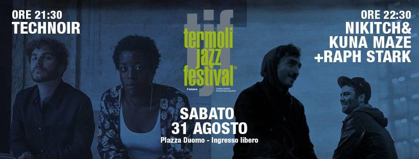 31 agosto 2019 termoli jazz