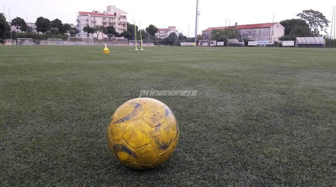 Termoli 2016 Polisportiva San pietro calcio