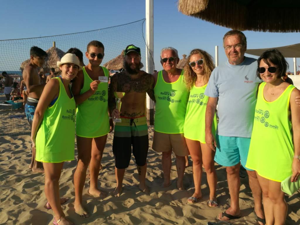 torneo beach tennis