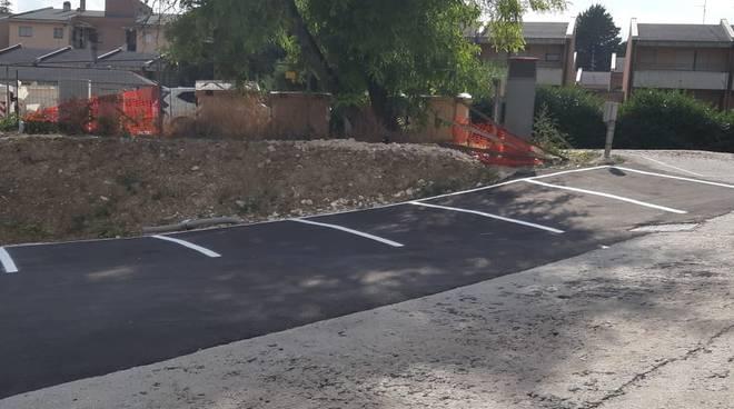 vazzieri parcheggio nuovo