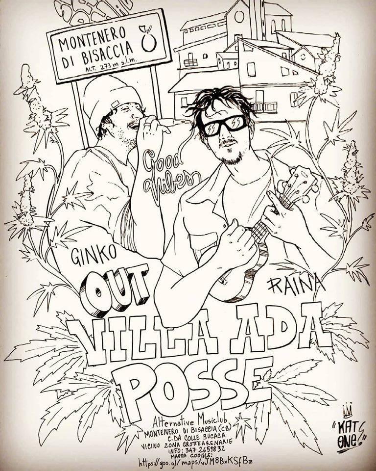 villa ada posse