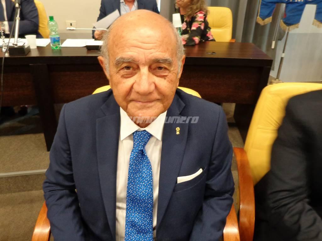 Vincenzo Ferrazzano, Vicesindaco, Assessore lavori pubblici, trasporti, viabilità,