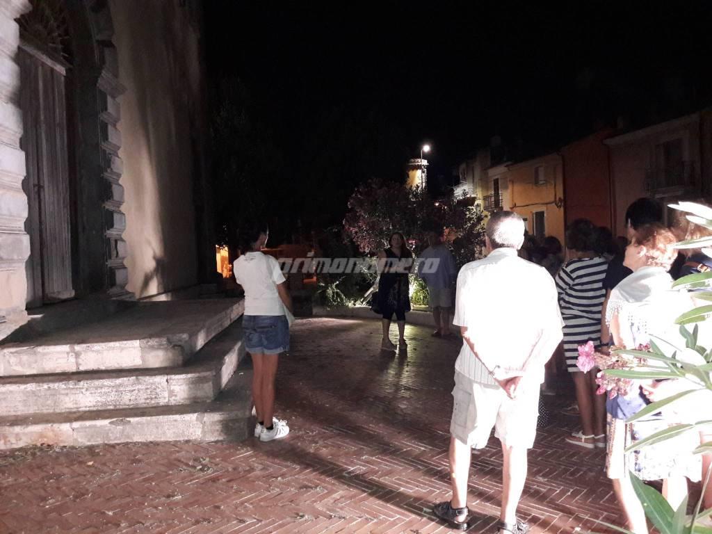 Visita borgo Petacciato