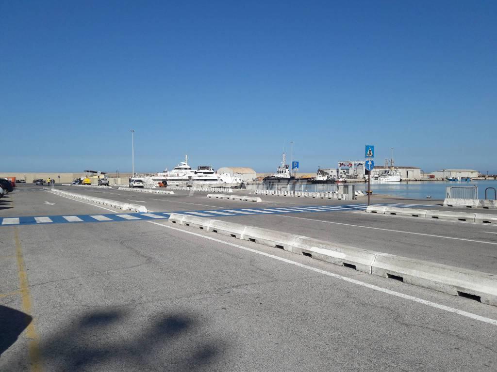 Zenit porto Termoli biglietteria Tremiti